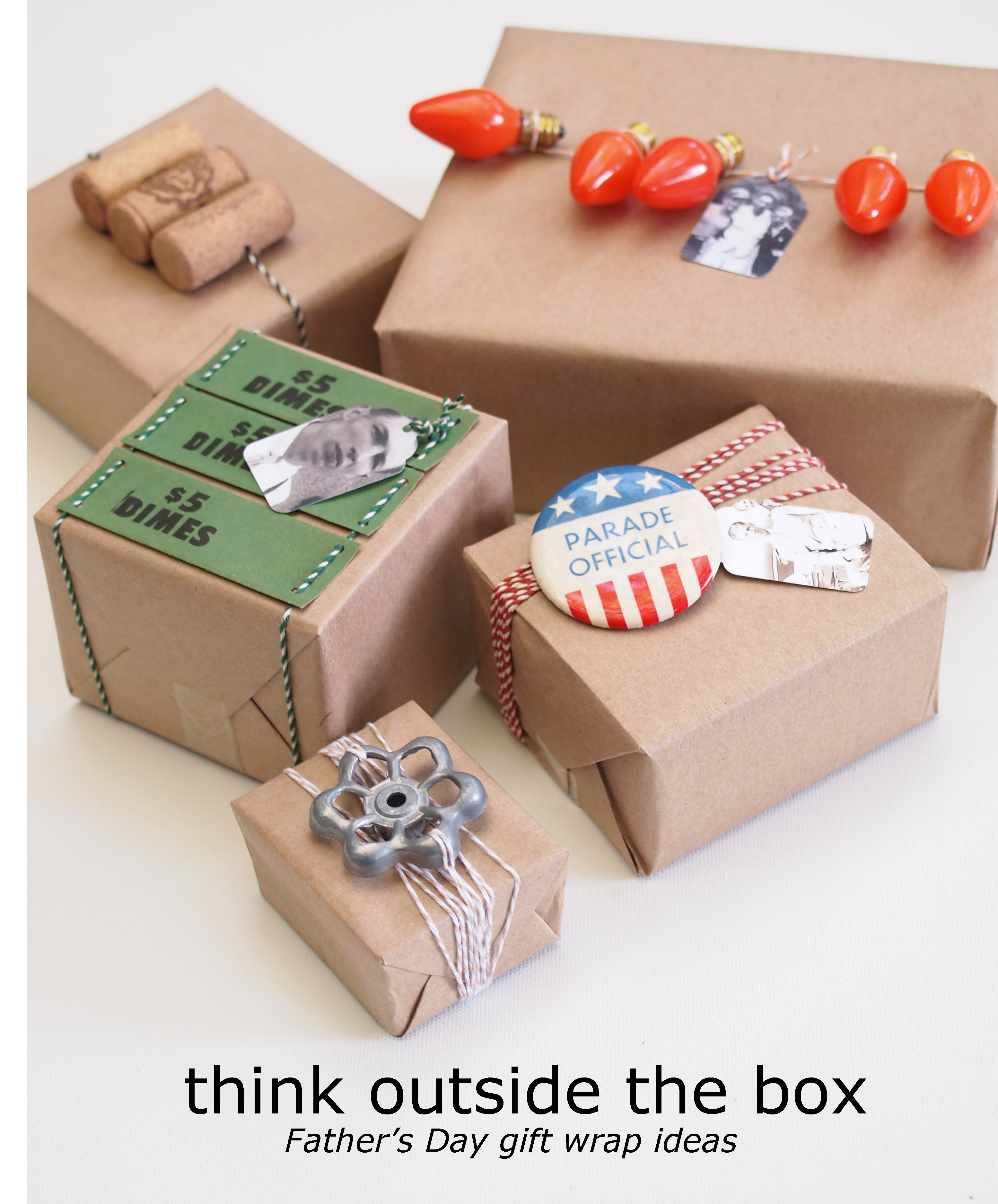 Unusual Gift Wrapping Ideas |